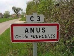 TrOU Du cUL anus