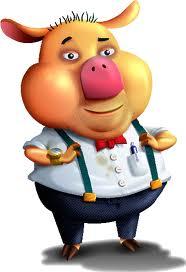 GrOS CoChON:             Le REtoUR gros-cochon